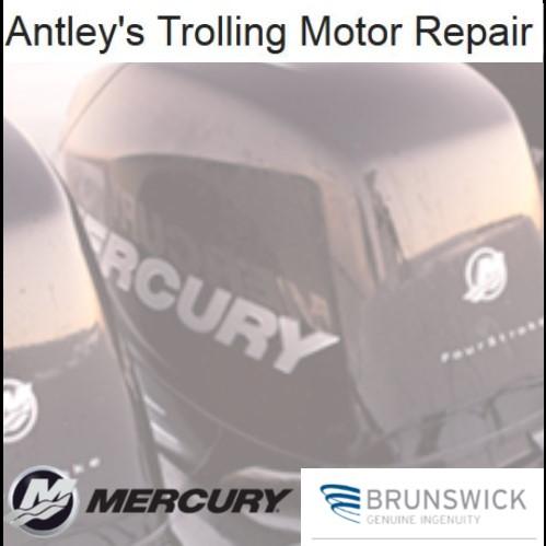 Antley Trolling Motor Rep