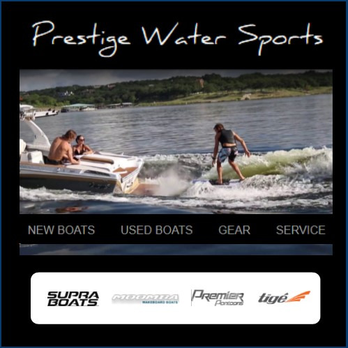 Box ad - Prestige Water Sports