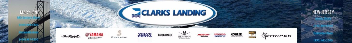 Clarks Landing Banner Ad