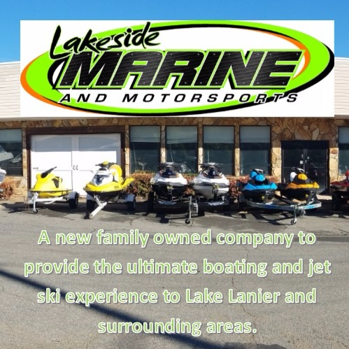 Lakeside Box Ad