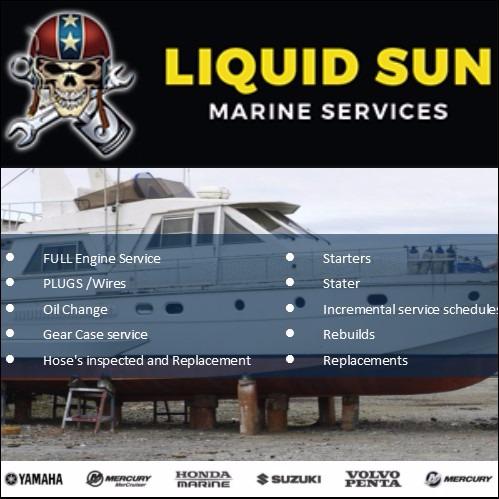 Liquid Sun Box Ad
