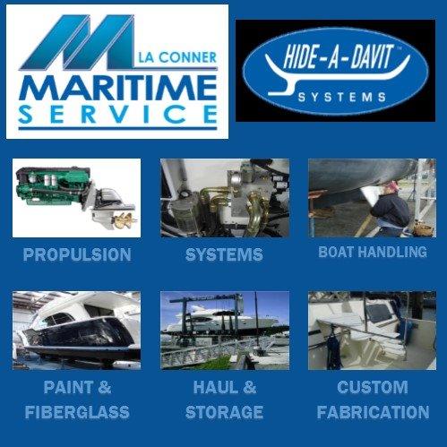Maritime Box Ad
