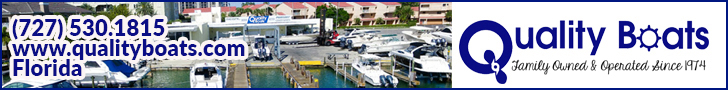 Quality Boats Banner Ad