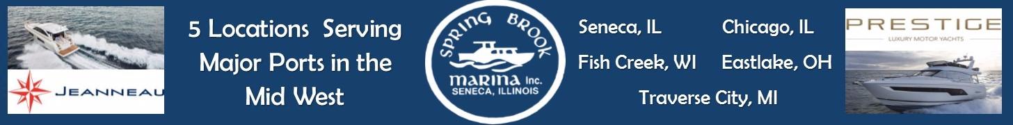 Spring Brook Banner Ad
