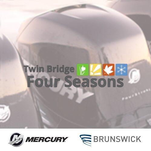 Twin Bridge Four Seasons