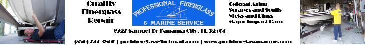 Professional Fiberglass & Marine Service
