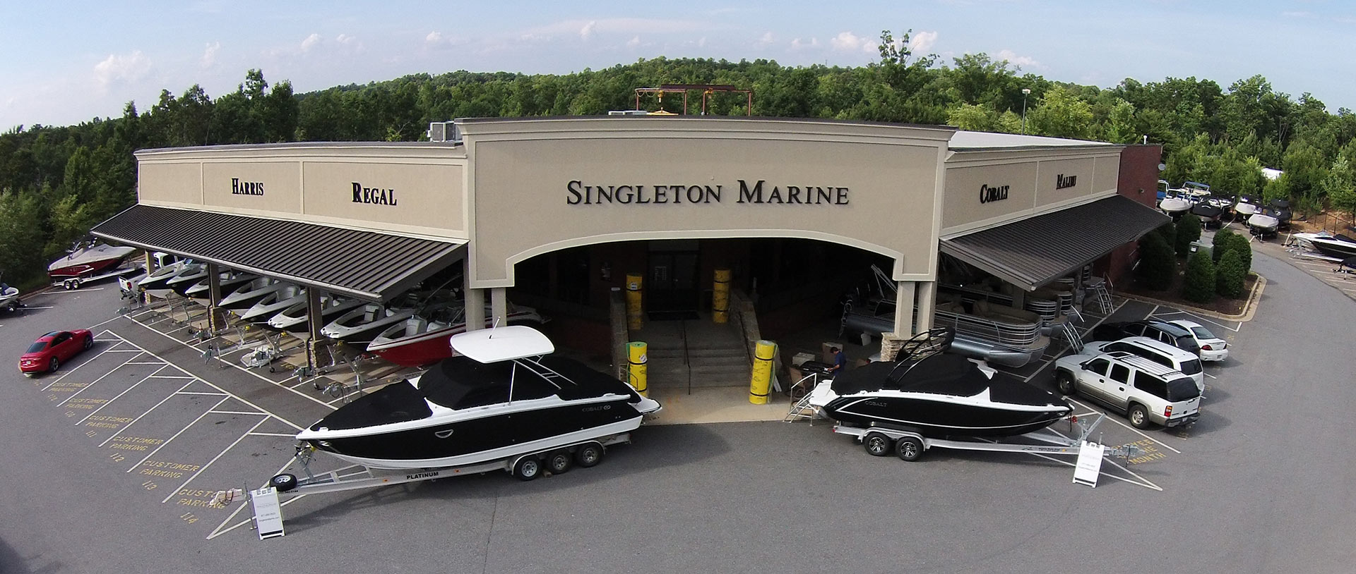 Singleton Marine Group - Lake Lanier
